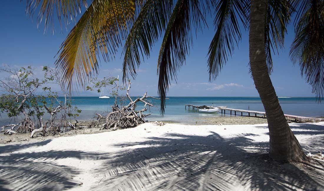 kubańska plaża