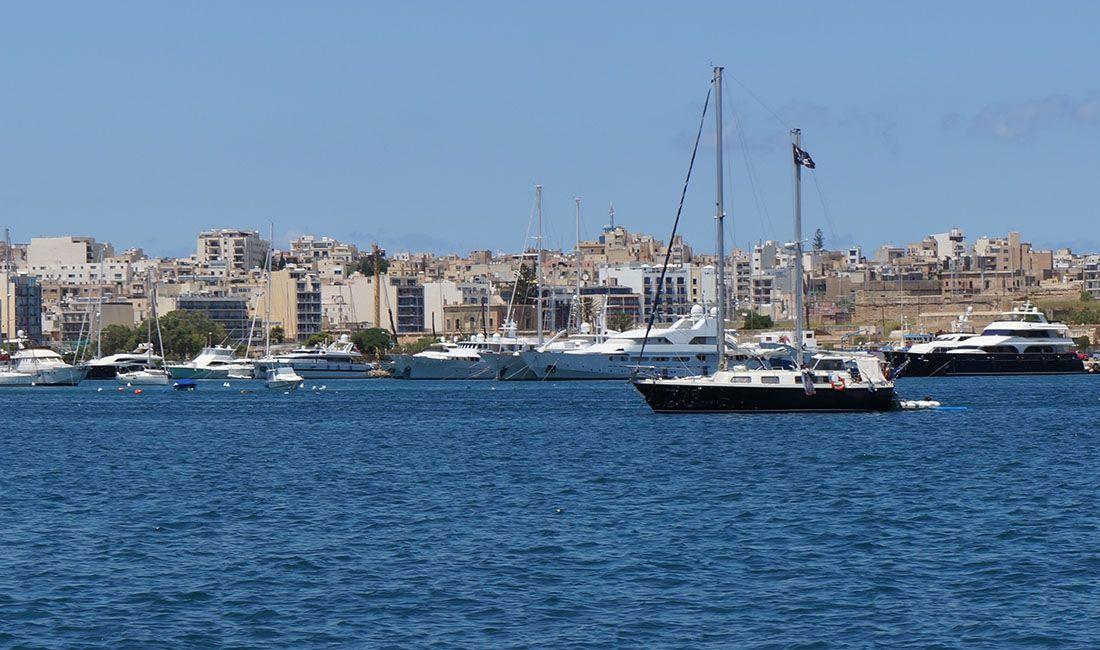 Valetta port
