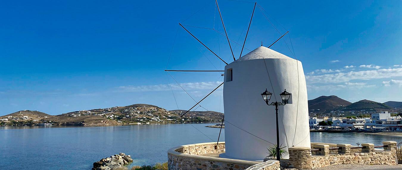Wyspa Paros, Grecja
