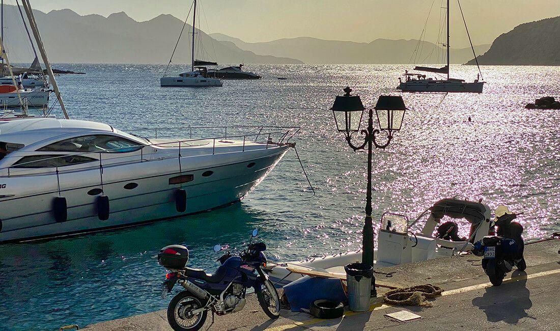 Aegina, Perdika
