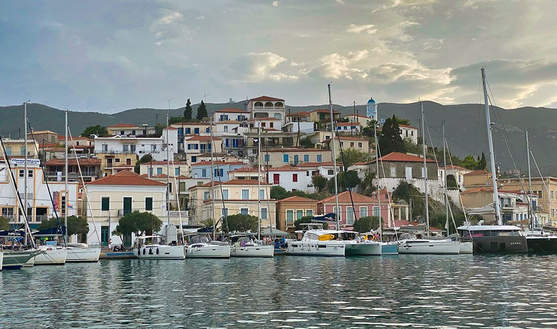 Wyspa Poros